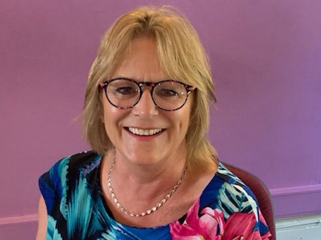 Sue Alexander at Eagle Travel