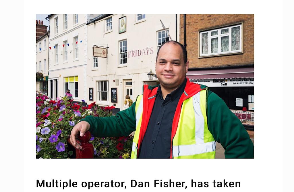 Dan Fisher
