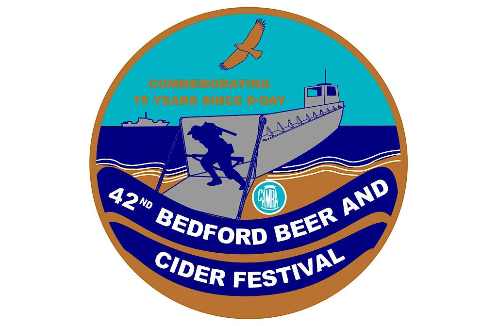 42nd Bedford Beer Festival;