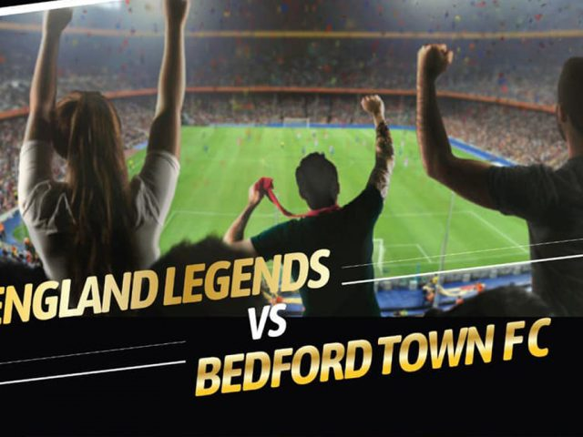 Bedford Town england legends