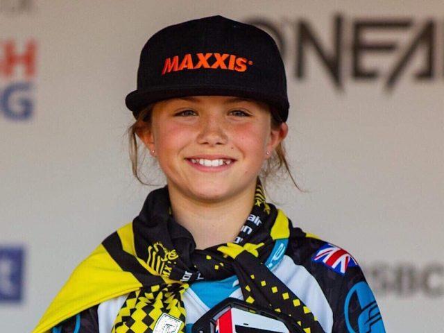 Elizabeth Bown BMX