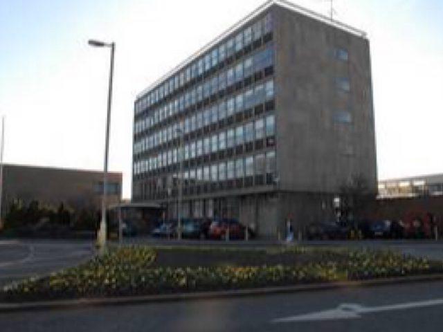 Greyfriars police station