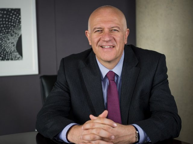 University of Bedfordshire vice chancellor, Bill Rammell