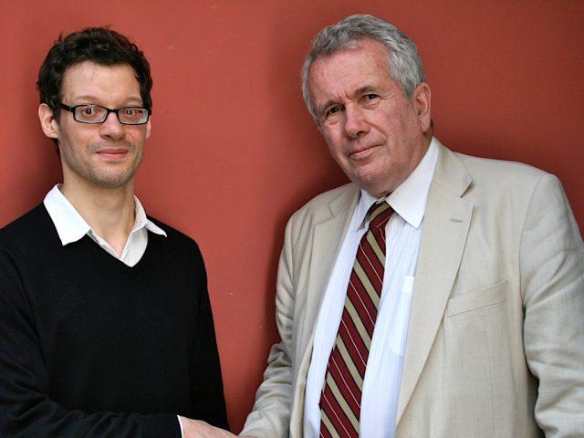 Adam Zerny & Martin Bell