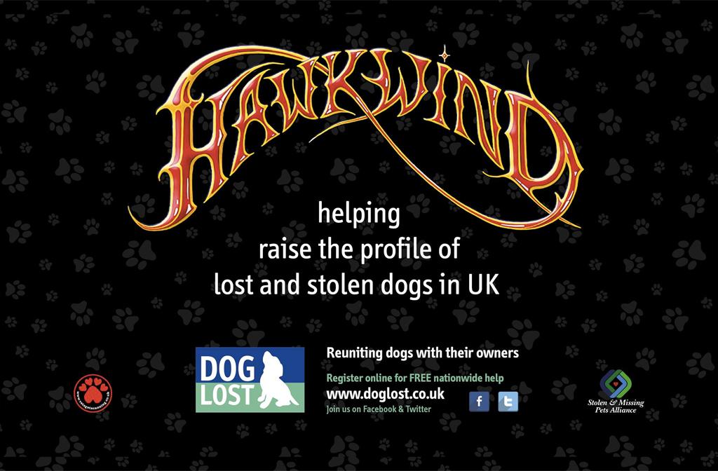 Hawkwind Lost dogs