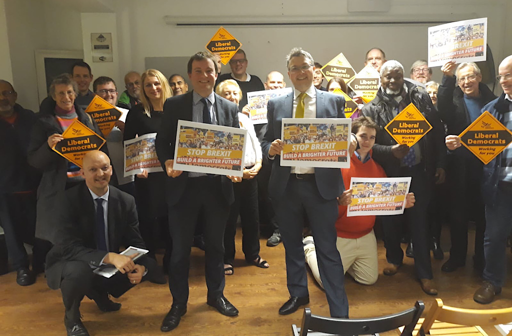 Lib Dem group