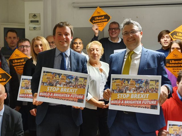 Lib Dem manifesto launch