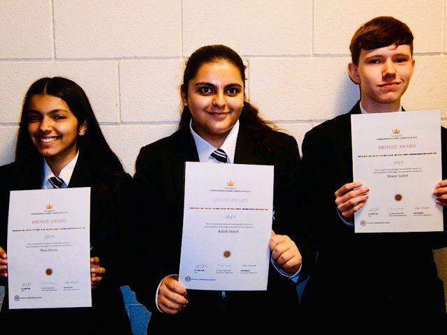 MRS writing winners