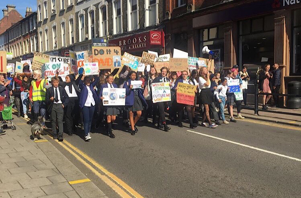 Bedford Youth Climate Strike