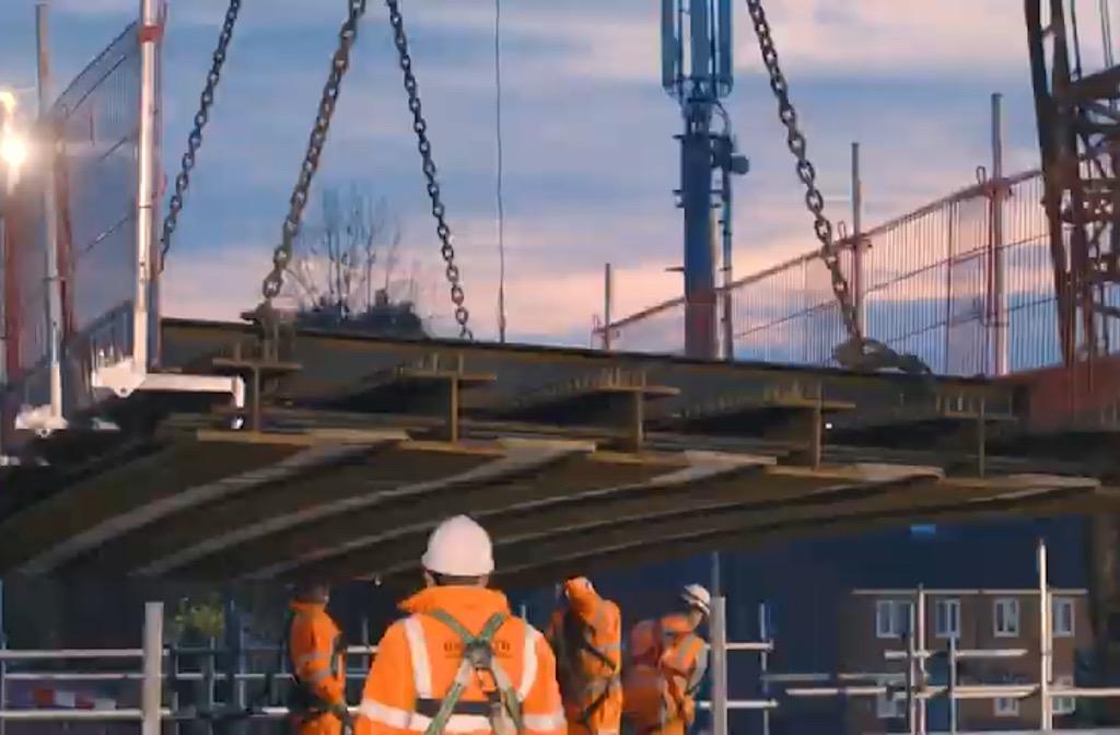Bromham Bridge replacement