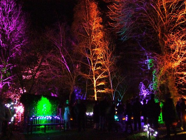 St Johns lights