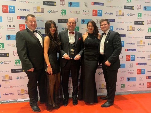 Verifile National SME Business Awards