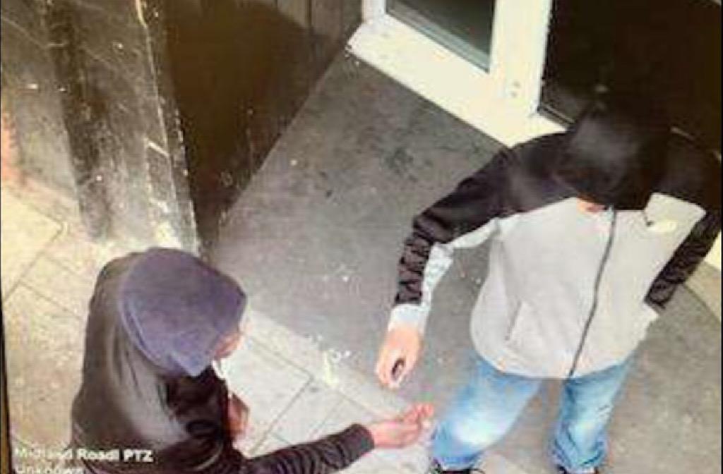 Shiv Nahar caught dealing drugs on CCTV