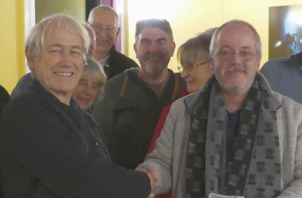 Bedfordshire Humanists Donate Funds To Bedford Foodbank