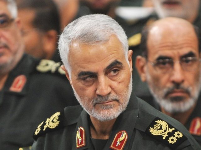 Iranian General Qasem Soleimani