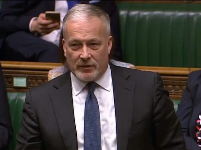 Richard Fuller, MP for NE Beds