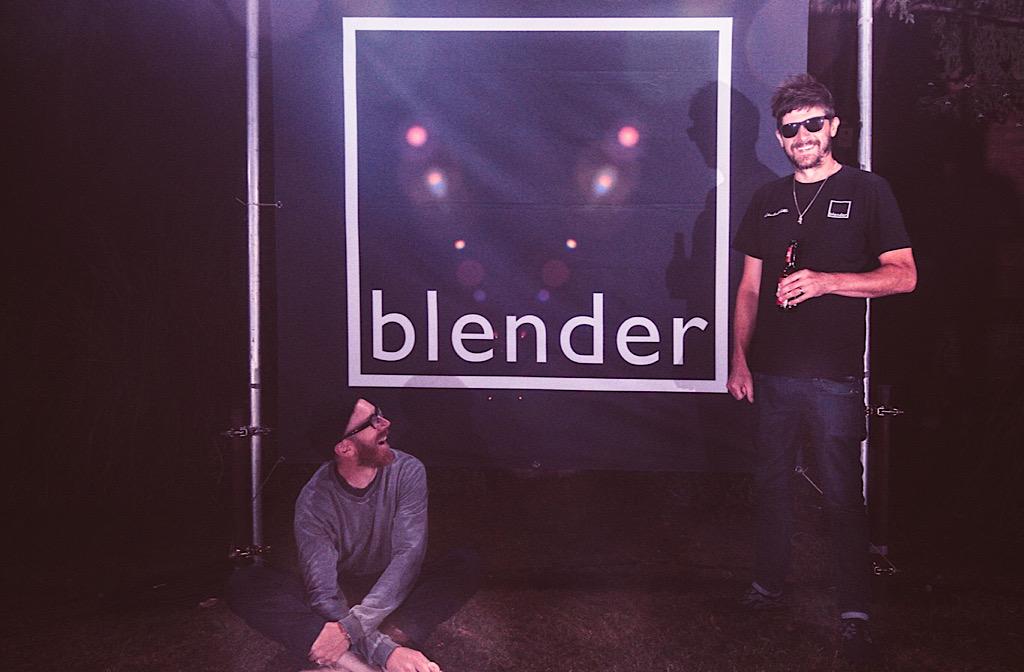 Neil and Alan of blender