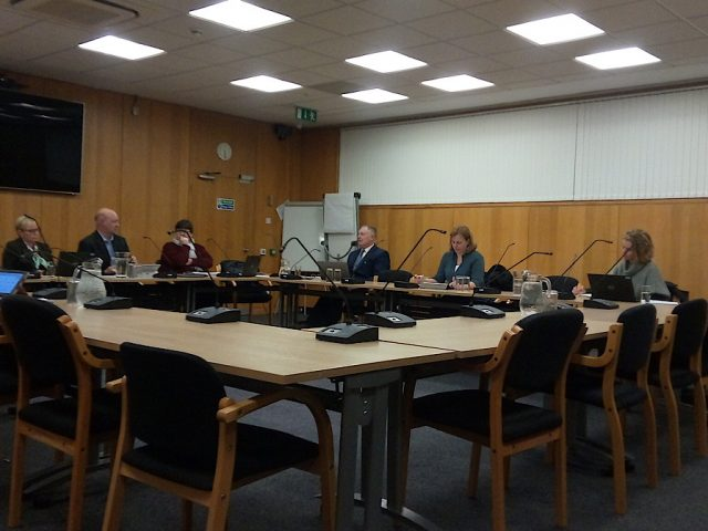 Health overview & scrutiny committee