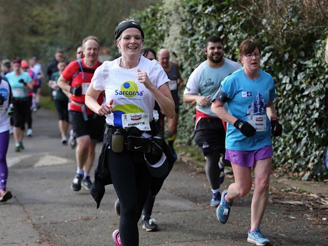 Charlotte Martin London Marathon