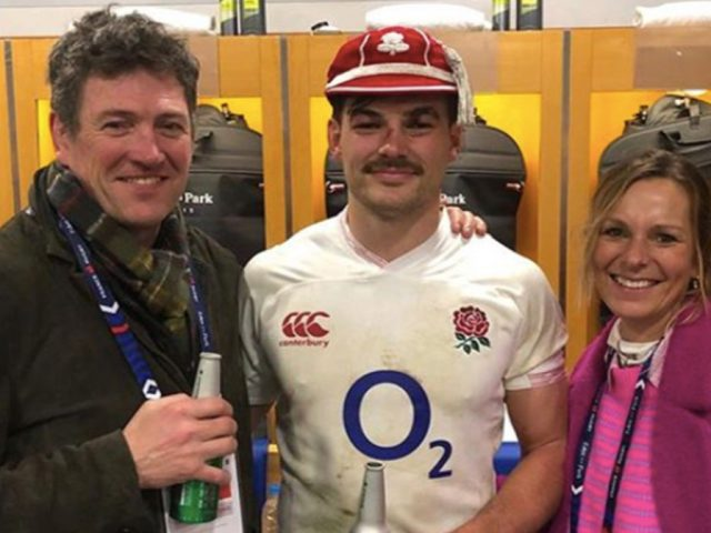George Furbank and Parents