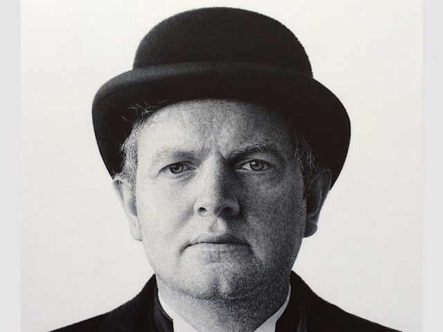 Miles Jupp by Martyn Burdon