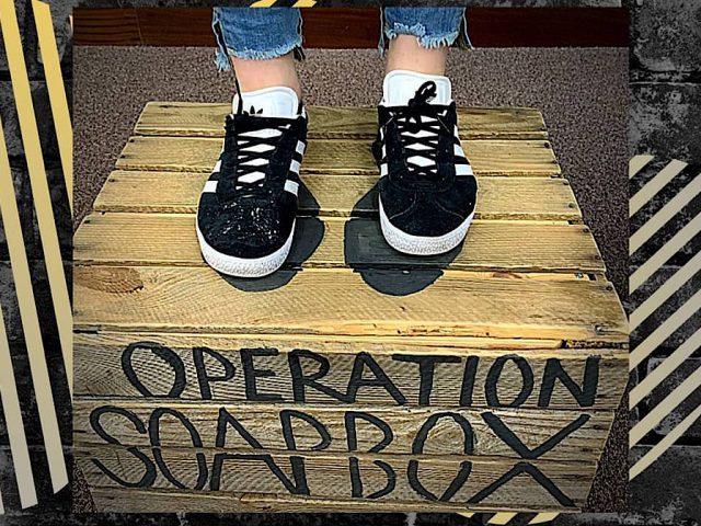 Operation Soapbox
