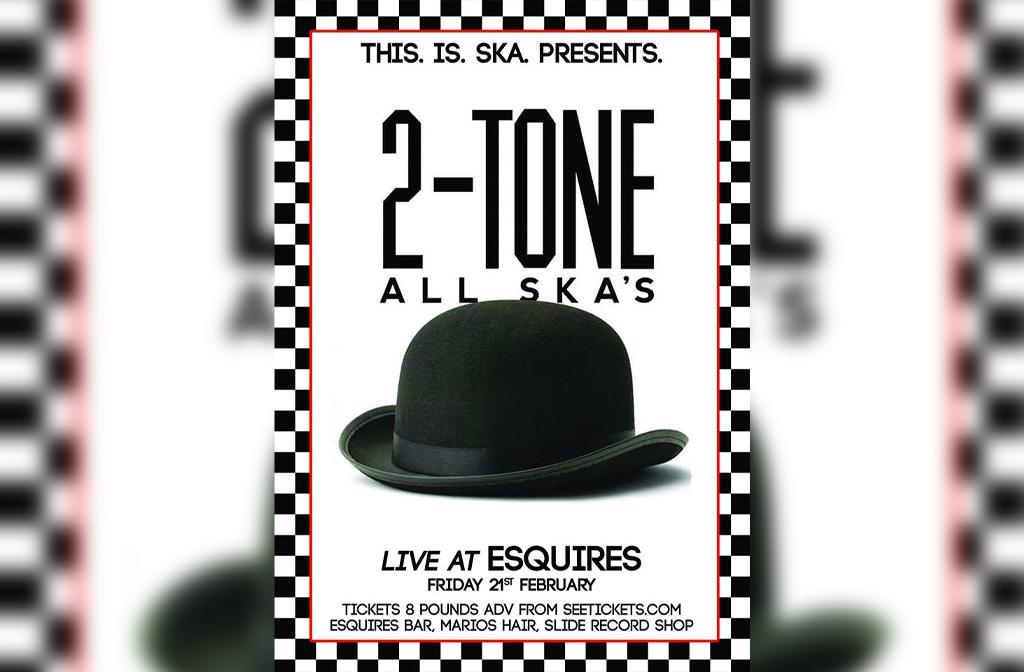 Two Tone All Skas