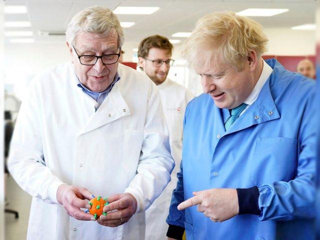 Boris Johnson - Mologic