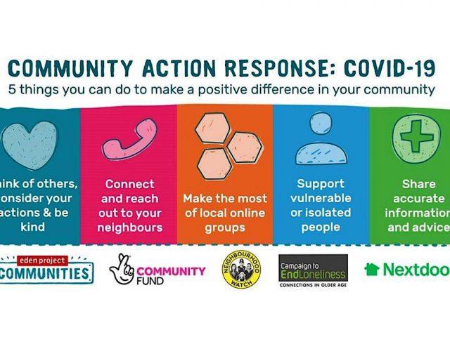 C-19 community response