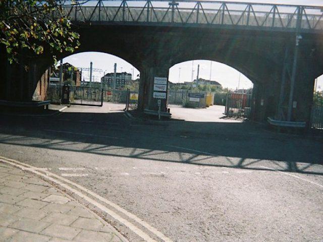 Ford End Bridge