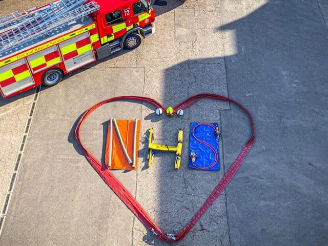 Kempston Fire Station NHS