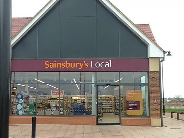 Sainsburys Local Great Denham