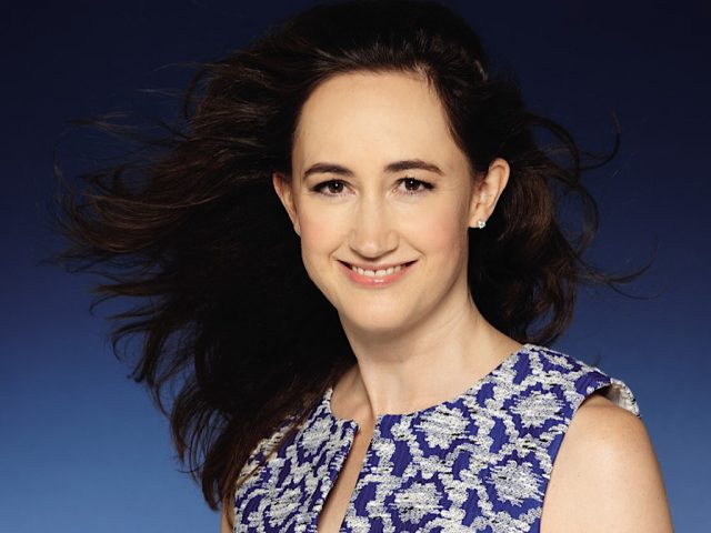 Sophie Kinsella (photo credit:John Swannell)