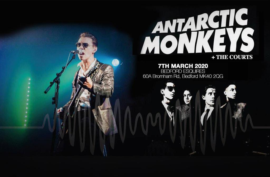 The Antarctic Monkeys