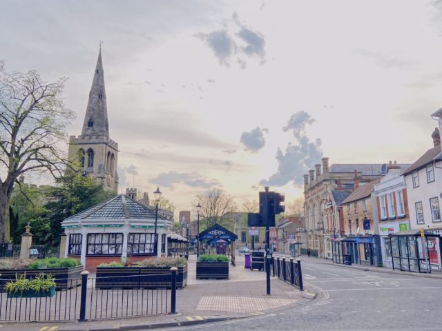 St Paul's Square, Bedford