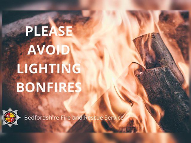 Don't Light Bonfires