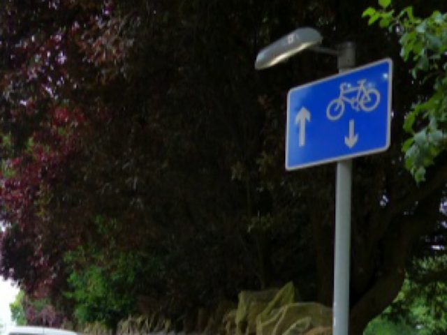 one way cycling
