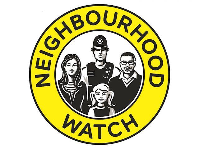 Neighbourhood Watch Week