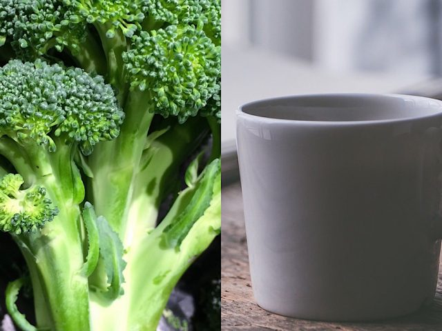 cancer prevention cup of tea broccoli