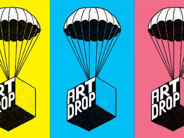 BCA art drop