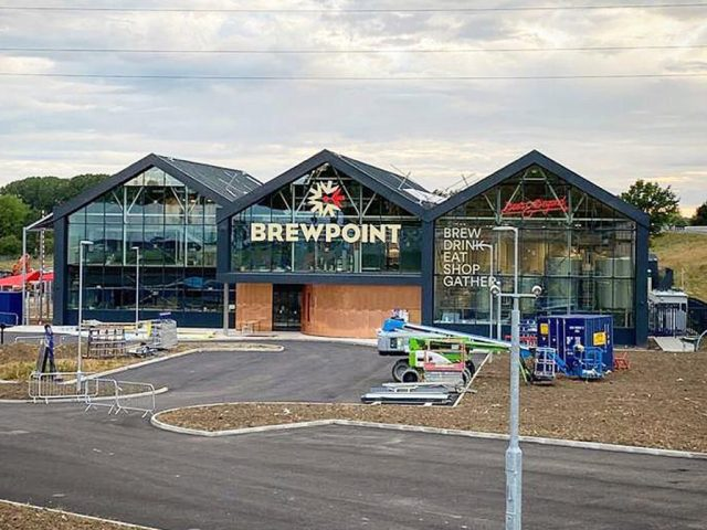 Brewpoint livery front