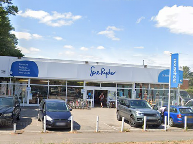 Sue Ryder Ampthill Road