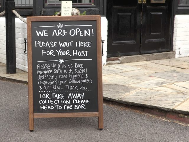 We are open - pubs 4 July reopen