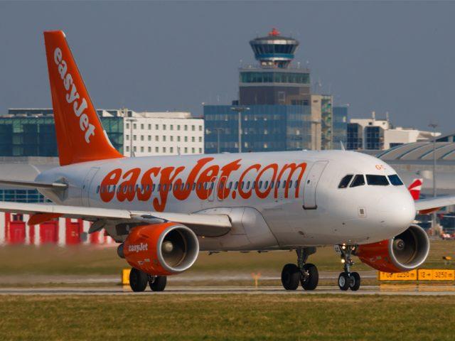 EasyJet Luton airport