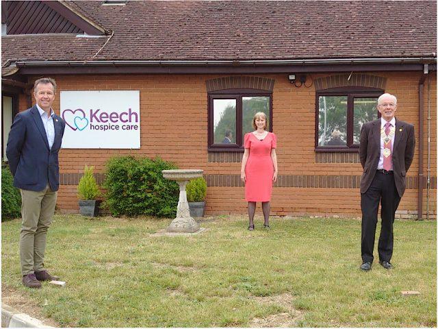 Rotary Club Keech Hospice