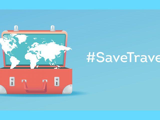 #SaveTravel