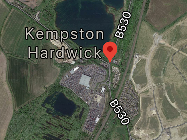 B530 Kempston Hardwick