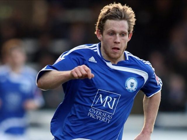 Craig Mackail-Smith Bedford Town FC Eagles