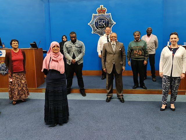 Police advisory panel