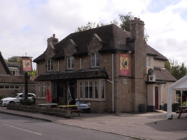 The Cock at Pavenham